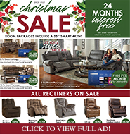 Christmas Sale Side Ad