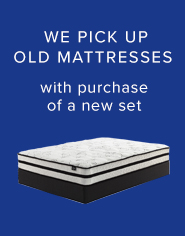 We Pick Up Old Mattresses
