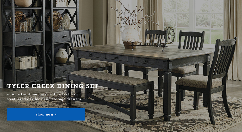 Tyler Creek Dining Set