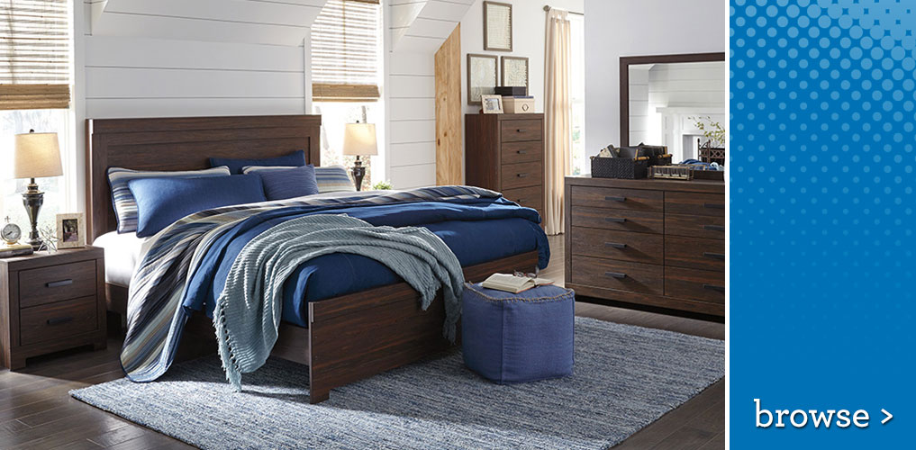 Modern Bedroom Furnishings in Apex, NC