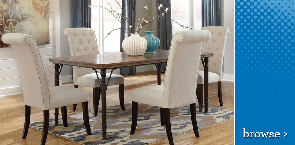 Traditional Dining Room Furniture In Apex, NC