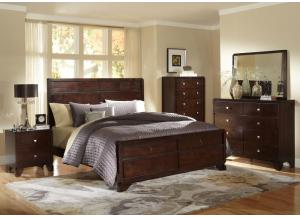 2180 king 7pc complete bedroom package