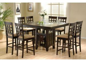 100438/100209 5pc High Top Dinette