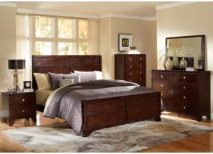 Image for 2180 Queen 7pc complete bedroom package
