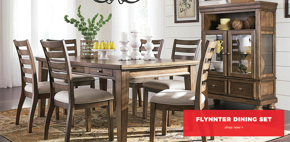 Flynnter Dining Set