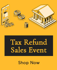 Tax Refund Sales Event