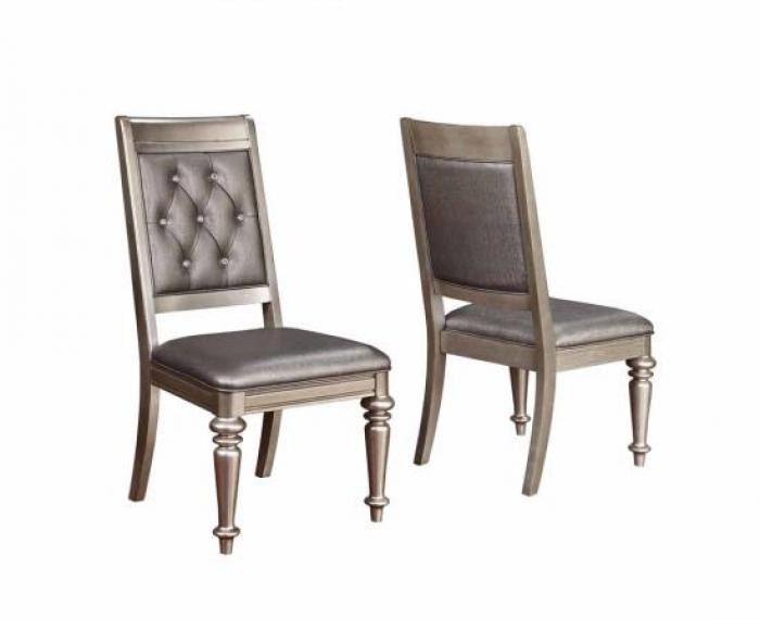 Hollywood Glam Dining Chair (set of 2),Beverly Hills Designs