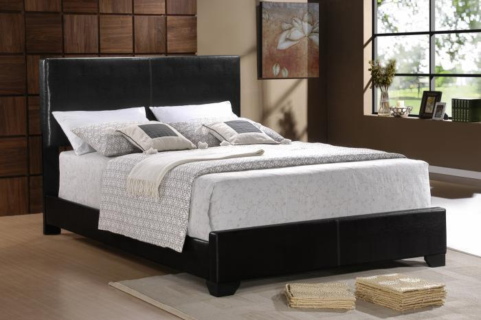 B100 Twin/ Full or Queen Bed,Furniture World Distributors