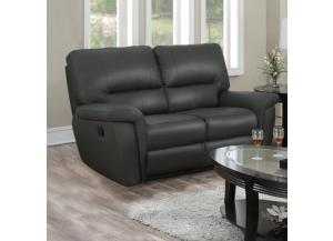 U-13900 SHANGHAI-A GREY LOVESEAT