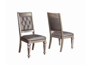 Hollywood Glam Dining Chair (set of 2)