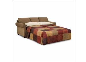 1630 Pecan Full Sleeper Sofa