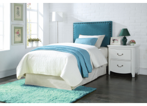 Sabina 39115 Blue Queen/Full Headboard Only