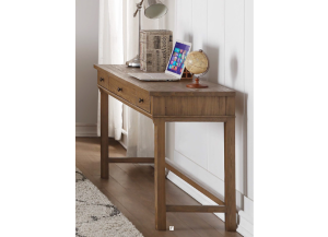Inverness Oak Desk