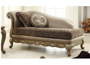 606 Traditional French Chaise