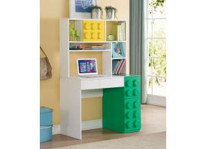 Playground Multi Desk & Hutch