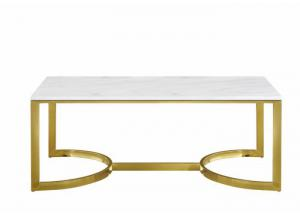 London Gold Coffee Table
