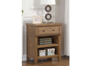 Inverness Oak Nightstand