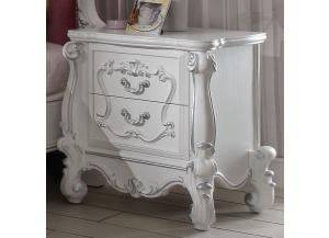 Versailles Antique White Nightstand