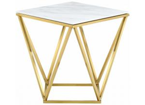 Mason Gold End Table