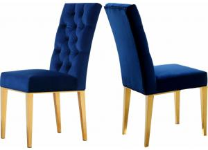 Capri Navy Chair