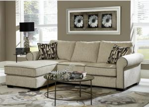 3501 Cream Sectional