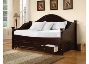 Owen 12085 Black Day Bed