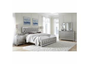 Riley Silver Queen Bedgroup special