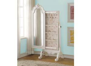 Image for Edalene Pearl Jewelry Armoire