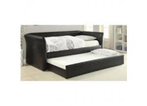 Misthill 39145 Black Day Bed