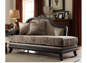 618 Traditional Chaise