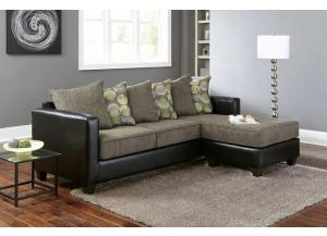 3000 Grey Sectional