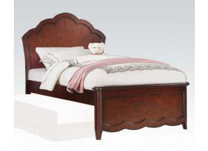 Cecilie Full Panel Bed