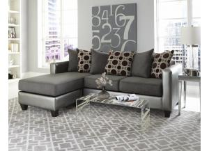 3003 Pewter Sectional