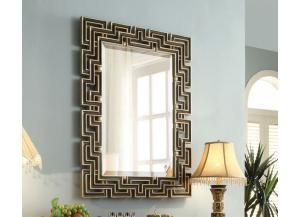 Shiloh Bronze Accent Mirror