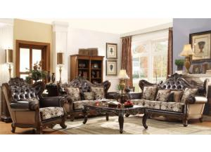 601 Traditional Sofa & Loveseat