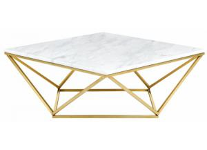 Mason Gold Cocktail Table