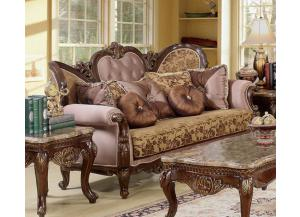 610 Traditional Sofa