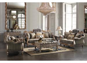 Hills HD287 Sofa & Loveseat
