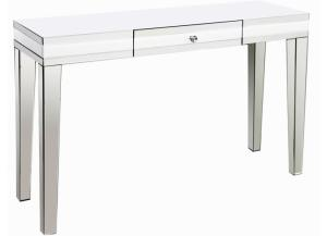 Nerissa Mirrored Console Table