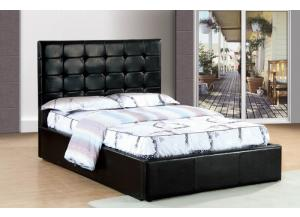 B180 Queen size Storage Bed