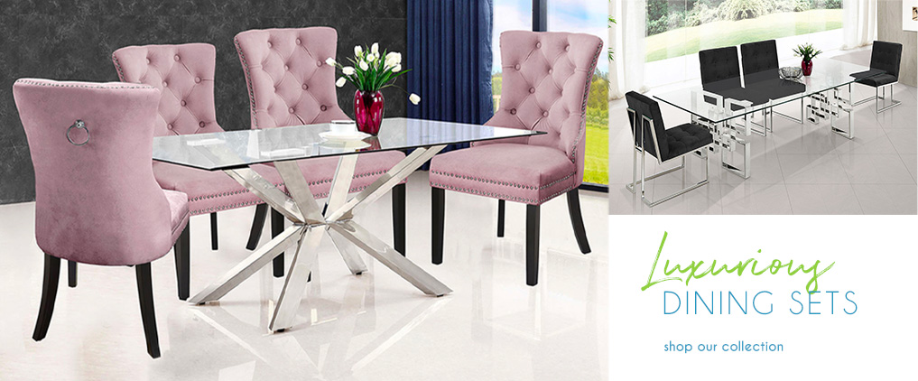 Luxurious Dining Sets
