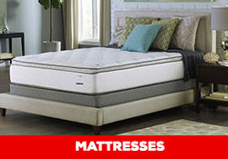 Image of Mattress on a bed