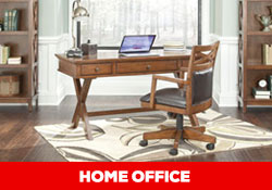 Image of an Office Desk