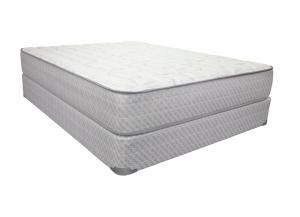 Adalina Firm Twin Mattress Set with Foundation