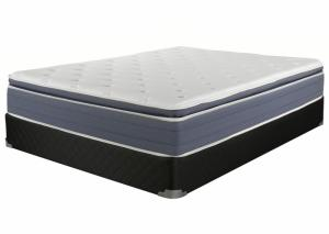 BRYCE PILLOW TOP FULL MATTRESS W/FOUNDATION