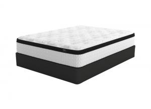 Chime 12 Inch Hybrid White King Mattress