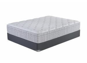 Eliana Euro Top Twin Mattress Set with Foundation