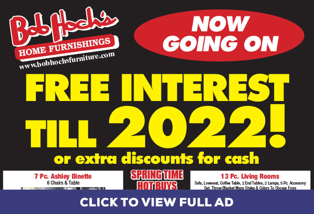 Free Interest Ad