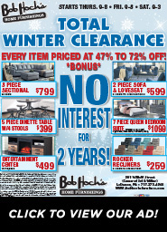 Total Winter Clearance