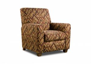 2460 Boomerang Sunset Recliner